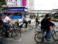 Xe đạp nét văn hóa ở Bắc Kinh