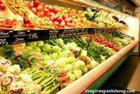 Thị trường sản phẩm nông nghiệp