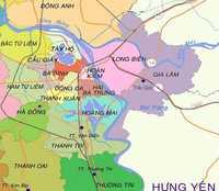 28 tên quận huyện bằng tiếng trung