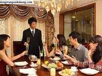 Tập tục ăn uống ở Trung Quốc