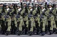 Từ vựng tiếng trung chủ đề quân sự