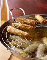 Kỹ thuật nấu những món chiên của người Trung Quốc