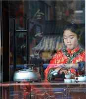 Nghệ thuật uống trà Trung Quốc