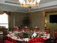 Sắp xếp chỗ ngồi cho một tiệc Trung Quốc