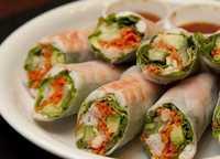 Chả giò - món ăn ưa chuộng của người Trung Quốc