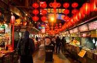 Địa điểm ăn ngon tại Trung Quốc