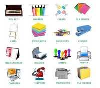 600 đồ vật cần dùng cho công ty