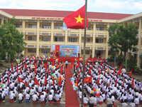 Từ vựng tiếng Trung chủ đề trường học (phần 4)