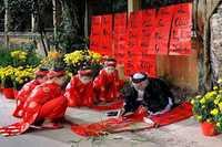 Từ vựng tiếng Trung về lễ tết bốn mùa