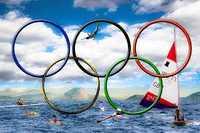Tiếng Trung giao tiếp sơ cấp bài 77: Thi bơi tại olympic