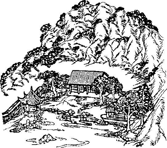Phong thủy dựa núi