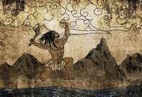 Luyện nghe tiếng Trung: Bàn cổ khai thiên lập địa