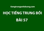 Học tiếng Trung bồi bài 57: Mua vé máy bay