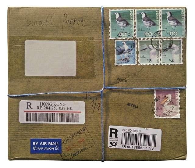 Tiếng Trung giao tiếp chủ đề bưu điện