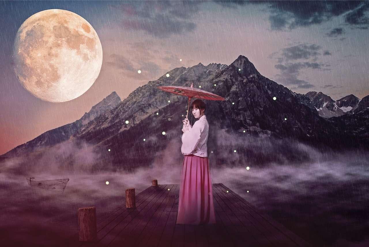 Học tiếng Trung qua bài hát: Tình Nhi Nữ 女儿情