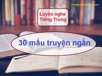 Luyện nghe tiếng Trung qua những mẩu truyện ngắn ý nghĩa