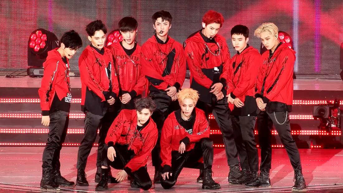 Nhóm nhạc EXO