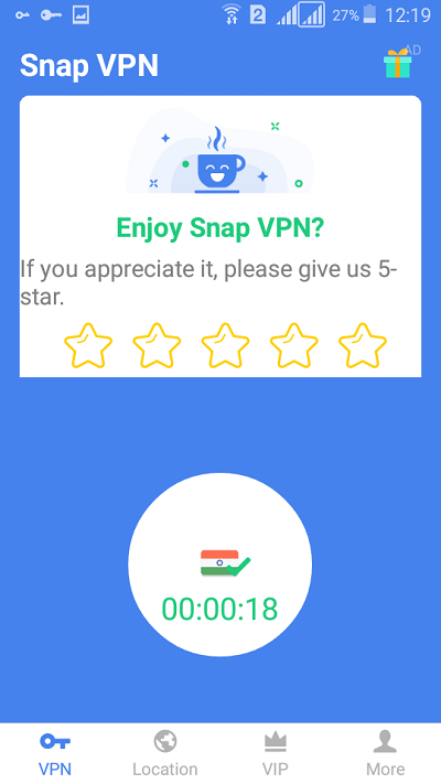Snap VPN 02