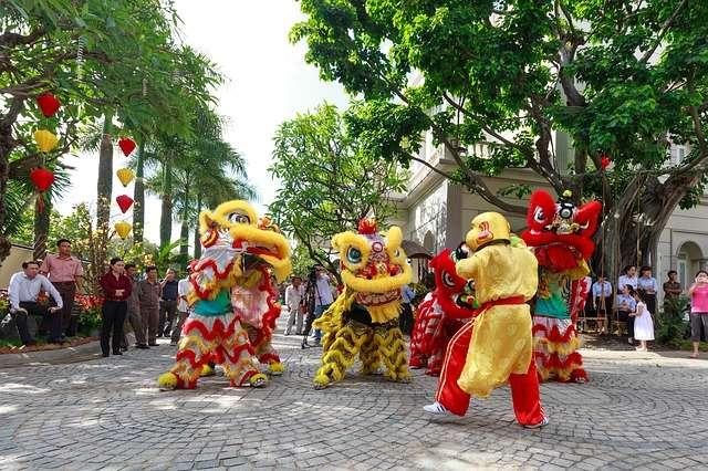 Dịch tên ngày lễ tết sang tiếng Trung