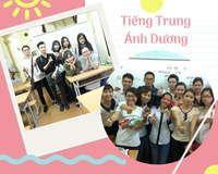 Tổng hợp học phí các khóa học tiếng Trung tại Tiếng Trung Ánh Dương