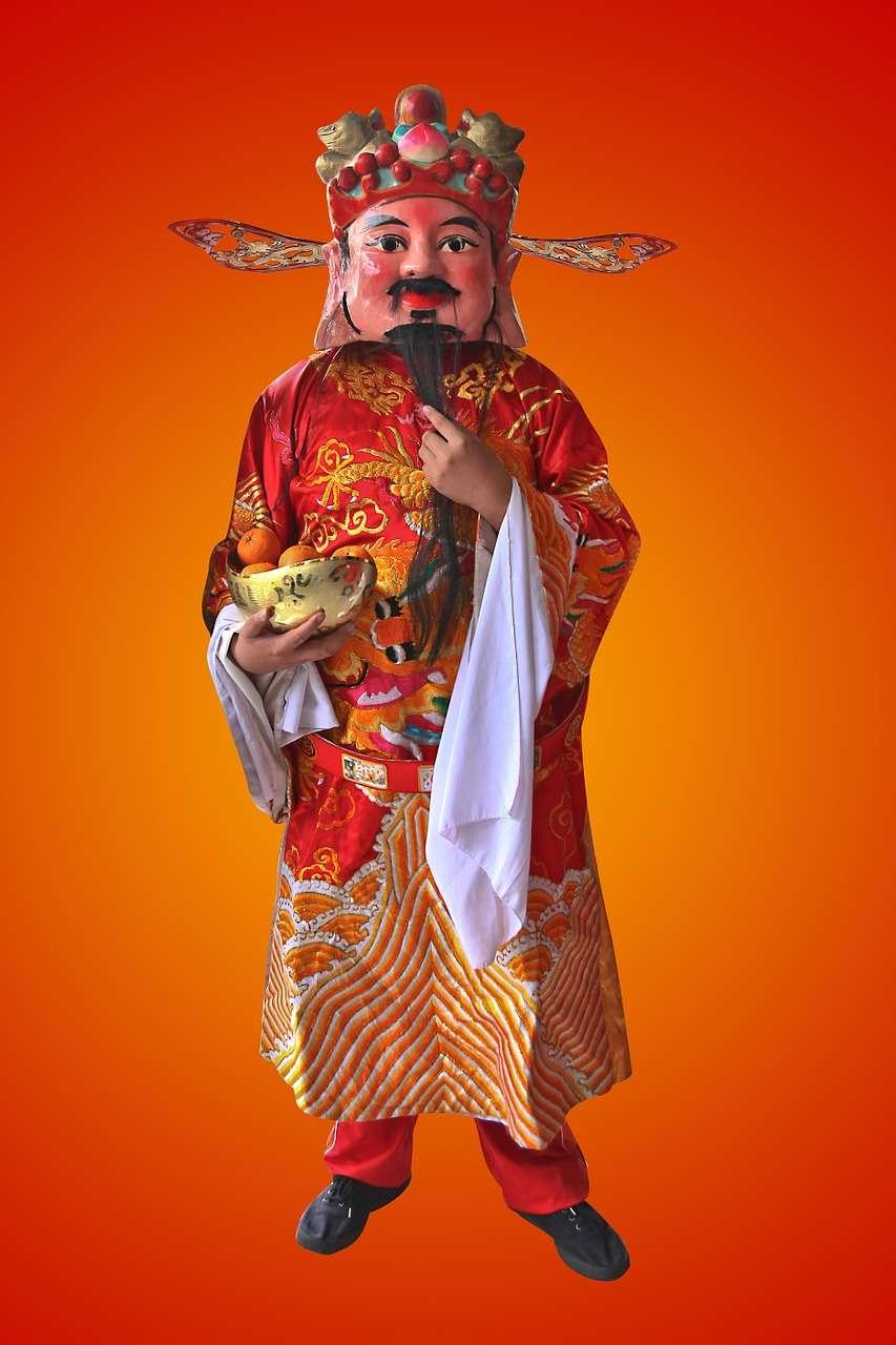 Tết thần tài ở Trung Quốc