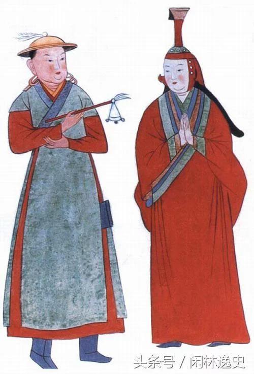 Trang phục nhà Nguyên