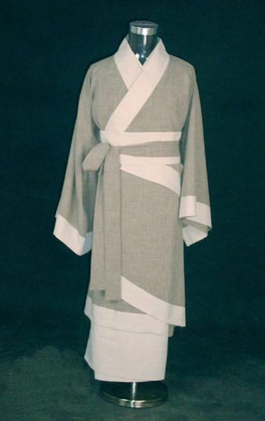 Trang phục thường dân nữ thời Hán