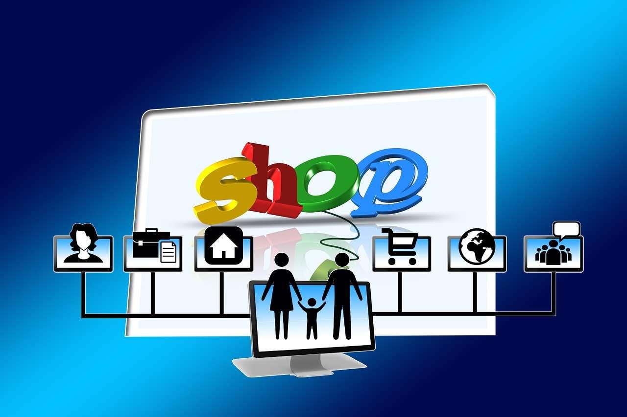 Học tiếng Trung giao tiếp chủ đề mua hàng trên mạng