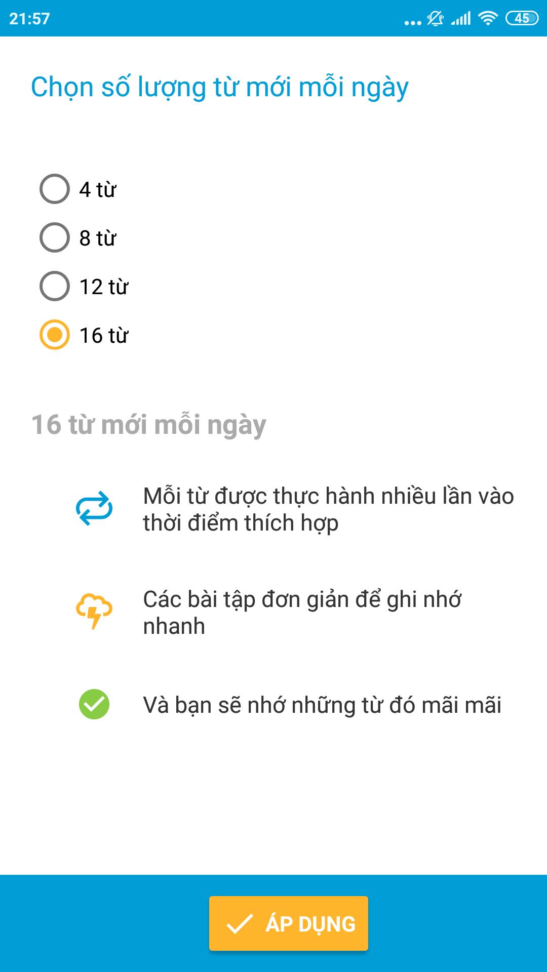 Học từ vựng tiếng Trung siêu tốc (5)
