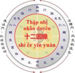 Tìm hiểu về Thập nhị nhân duyên trong tiếng Trung